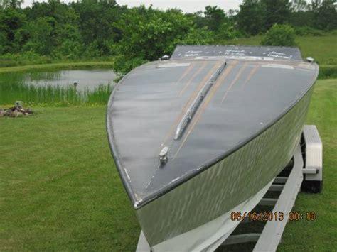 aluminum boats on craigslist rascal classic aluminum race boat on craigslist