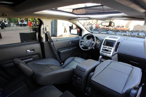 2008 Ford Edge Interior by 2008 Ford Edge Interior Picture Pic Image