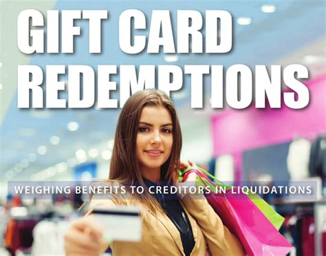 Benefits Of Gift Cards For Consumers - seeking redemption how gift cards benefit creditors in a gob tiger group