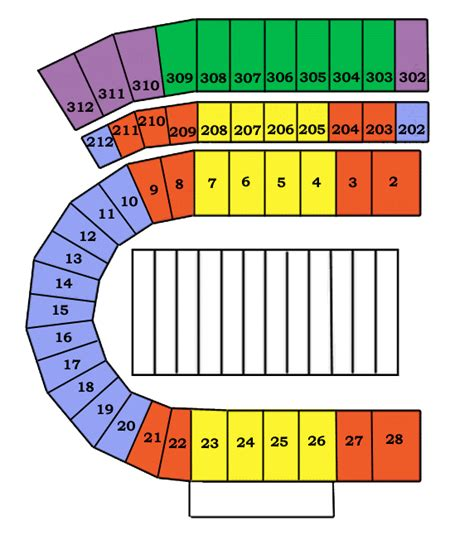 seating charts maryland terrapins athletics university maryland terrapins tickets october 18 2014 at 12 00 pm