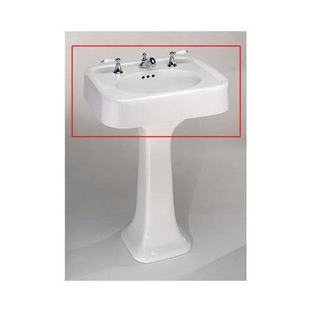 st thomas liberty st thomas creations liberty pedestal basin walmart com