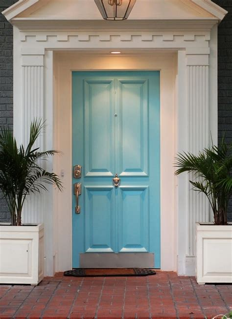 bright blue front door adorable front door colors for grey house giving bright