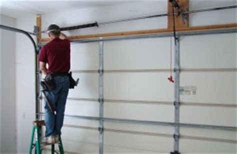 How To Replace Garage Door Torsion Springs Garage Door Shaft Replacement
