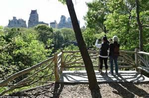 Central Park Secret Garden by Central Park Reopens Forgotten Sanctuary To The