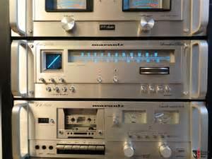Vintage Audio Rack Marantz Vintage Rack Stereo Components System Photo 404718 Canuck Audio Mart