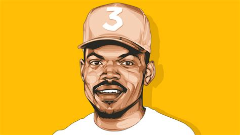 Chance The Rapper On Mixtapes Politics And Priorities Chance The Rapper Coloring Book Apple L