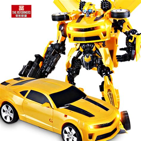 New Deformation Robot Tranformer Bumble Bee Murah get cheap transformers optimus prime aliexpress alibaba