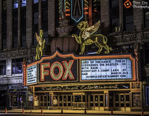 Fox Theater Gift Card - the fox theatre detroit untapped cities