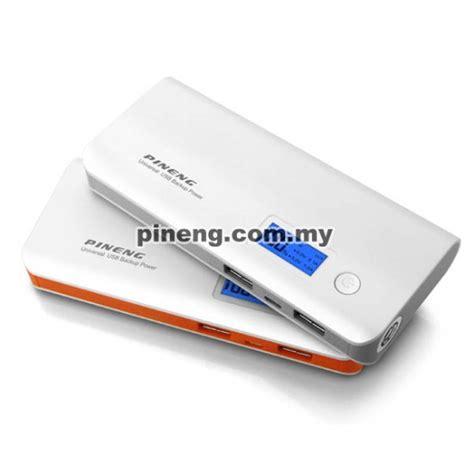 Power Bank Pineng Pineng Pn 968 10000mah Power Bank White Grey