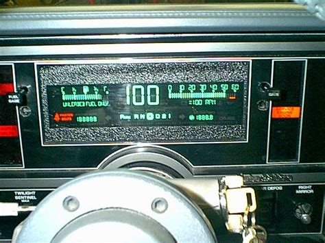 service manual instruction for a 1989 buick lesabre instrument cluster how to open i can not