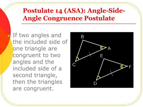 how do you indicate congruent angles in a diagram ppt 5 3 proving triangles are congruent aas