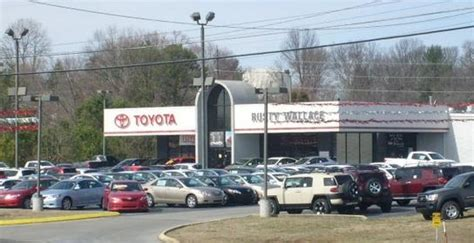 Wallace Toyota Morristown Tn Wallace Toyota Car Dealership In Morristown Tn