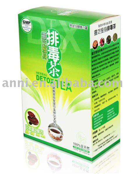 Detox Slim Tea Suppliers by Herbal Detox Tea 2011 Easy Slim Tea Products China