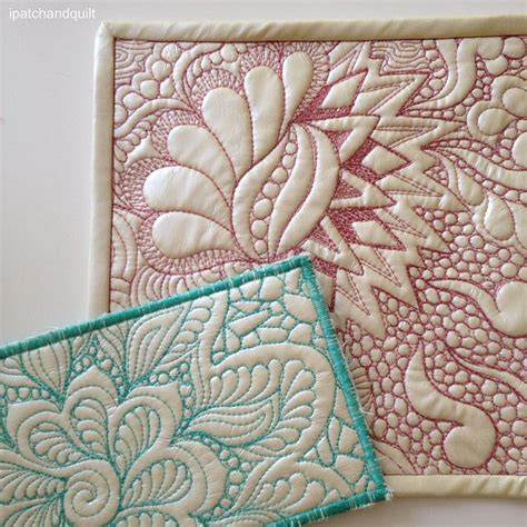 doodle free motion quilting 249 best images about quilting to try on