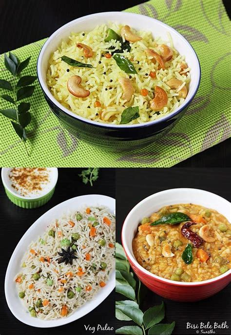 30 minute indian vegetarian recipes top 10 rice recipes 10 indian rice recipes
