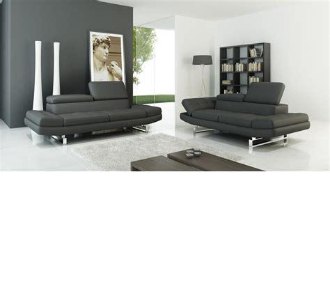 modern italian leather sofa sets dreamfurniture 957 modern italian leather sofa set