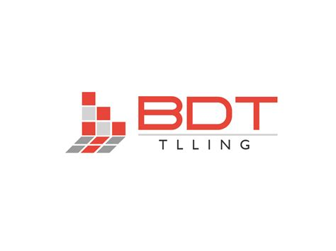 design logo gr modern professional logo design for bdt tiling by gr