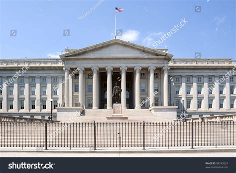 Treasury In Usa by United States Department Of The Treasury On Pennsylvania