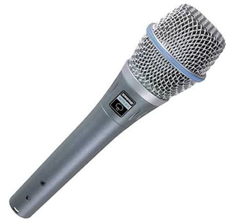 Mic Microphone Kabel Shure Beta 68 Vocal Artis Legendary the best dynamic microphones for vocals more ln