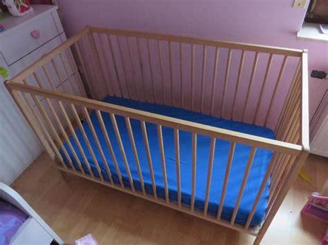 matratze 60x120 ikea ikea matratze kinderbett kaufen gebraucht und g 252 nstig