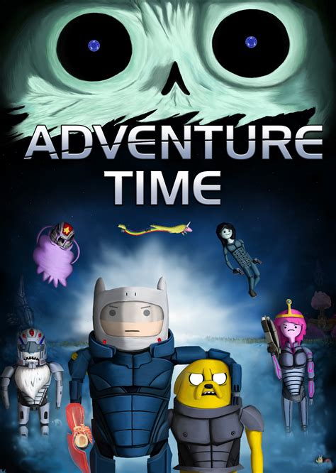 misteri film adventure time adventure time mass effect crossover by alejk on deviantart