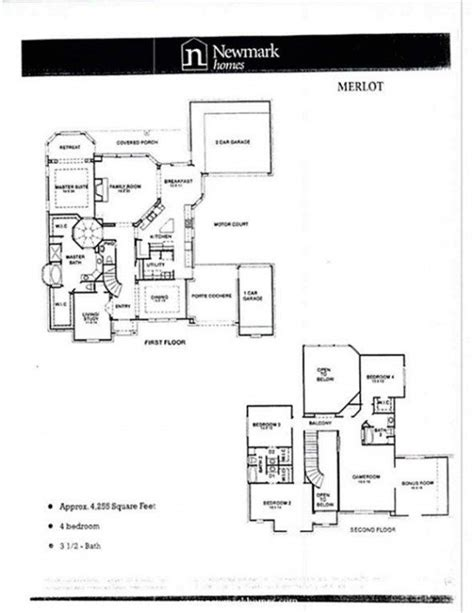 newmark homes floor plans newmark homes floor plans awesome 3250 prince george dr