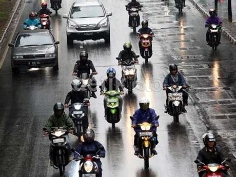 Jas Hujan Motor Vario Jas Hujan Buat Motor Bahan Pvc Lebih Oke