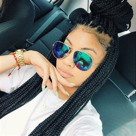 stylist feature love this goddess braid done by 1000 ideas about box braid styles on pinterest box