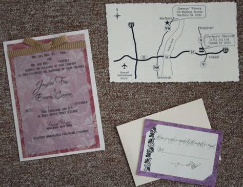 Printed Wedding Invitations Velum by Vintage Inspired Invitations Weddingbee Photo Gallery