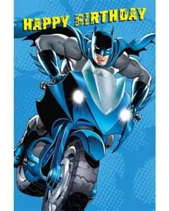 batman birthday card party supplies