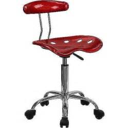 Computer Desk Stool Computer Task Chair With Tractor Seat Colors Walmart
