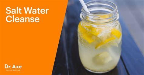 Dr Josh Axe Detox Smoothie Oatmeal by Salt Water Flush Recipe Dr Axe