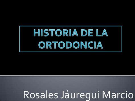historia de la seleccia n 8416306419 historia ortodoncia
