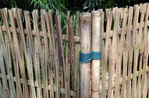 bamboo section three section woven bamboo screen big grass