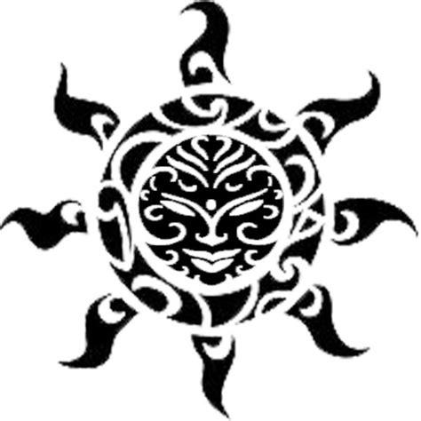 polynesian sun tattoo designs another polynesian sun design tattos