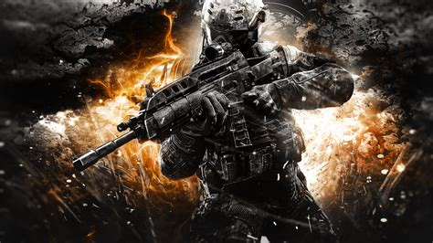 wallpaper black ops 2 call of duty black ops 2 awesome wallpaper by thesyanart