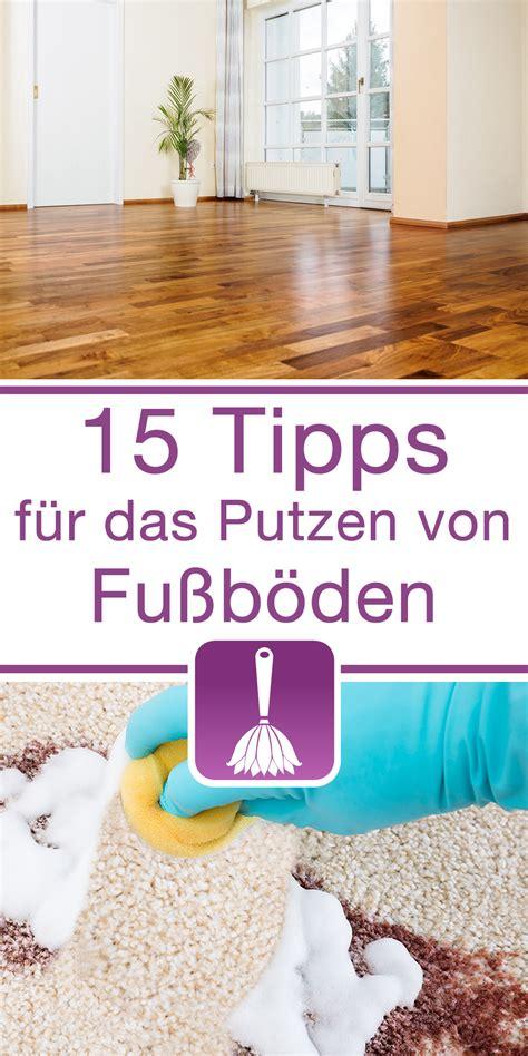 Laminat Reinigen Mit Essigwasser by 15 Tipps Tricks F 252 R Das Putzen Fu 223 B 246 Den Laminat