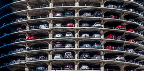 car park here s what maths can teach us about how to design the