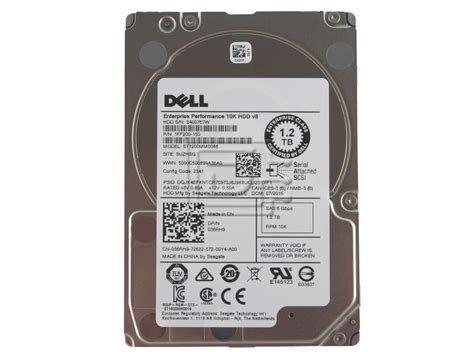 Dell 1 2tb 10k Rpm 12gbps Sas 2 5 Drive sas drive vs sata ssd best electronic 2017