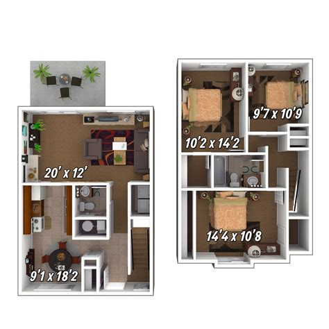 three bedroom townhouse three bedroom townhouses for rent room image and wallper 2017