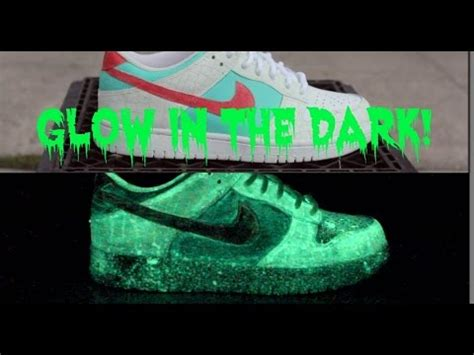glow in the paint yeezy hoverboard custom for sneakerheadinthebay doovi