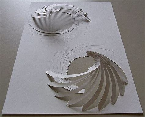 Architectural Paper Folding - 25 best ideas about folding architecture on