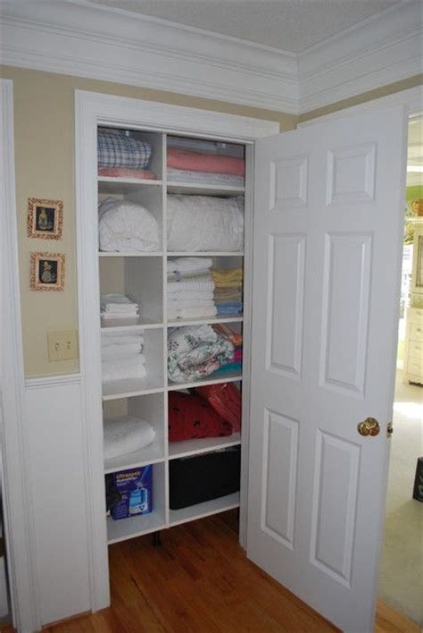 small linen closet organization ideas 17 best images about chic organised closets linen on