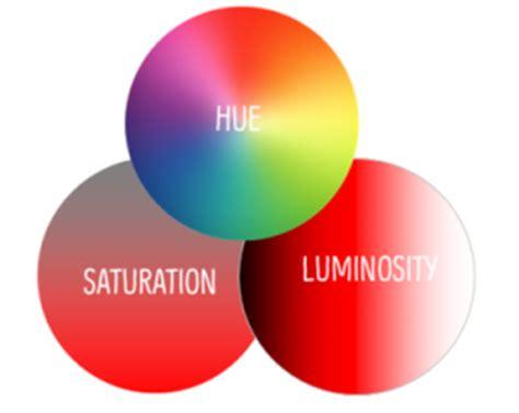 hsl color the 4 important color models for presentation design part