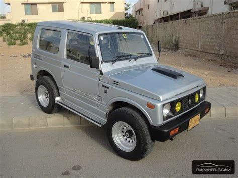 Road Suzuki Jimny For Sale Jimny For Sale In Karachi Pakwheels