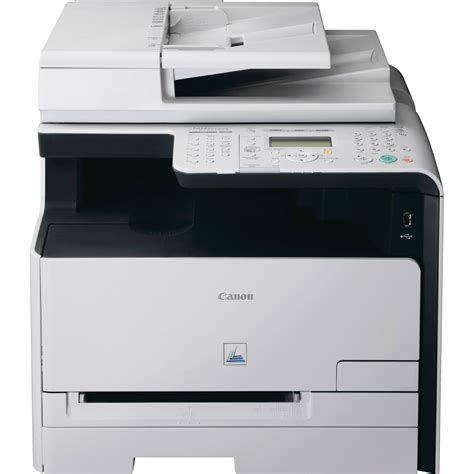 canon color printer canon mf8050cn color laser printer 120vac 3556b001 b h photo