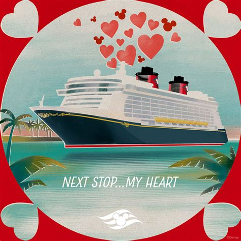 s day last line disney cruise line valentine s day e cards