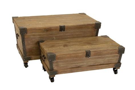 trunk style coffee table coffee table trunk peenmedia com
