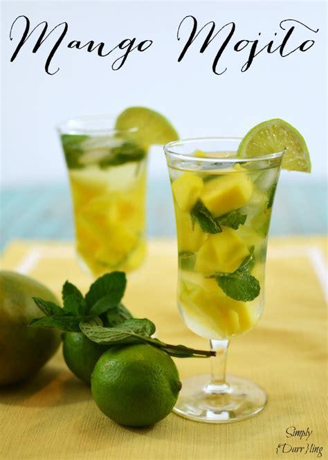 mango mojito 20 delicious summer cocktail recipes