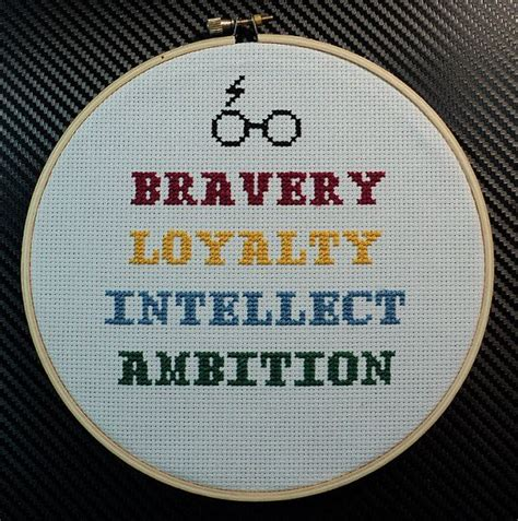 harry potter house traits best 25 geek cross stitch ideas on pinterest hama beads mario cross stitch and